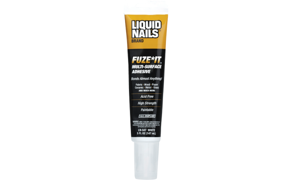 Liquid Nails Fuze-It 5 Oz. All Surface Construction Adhesive